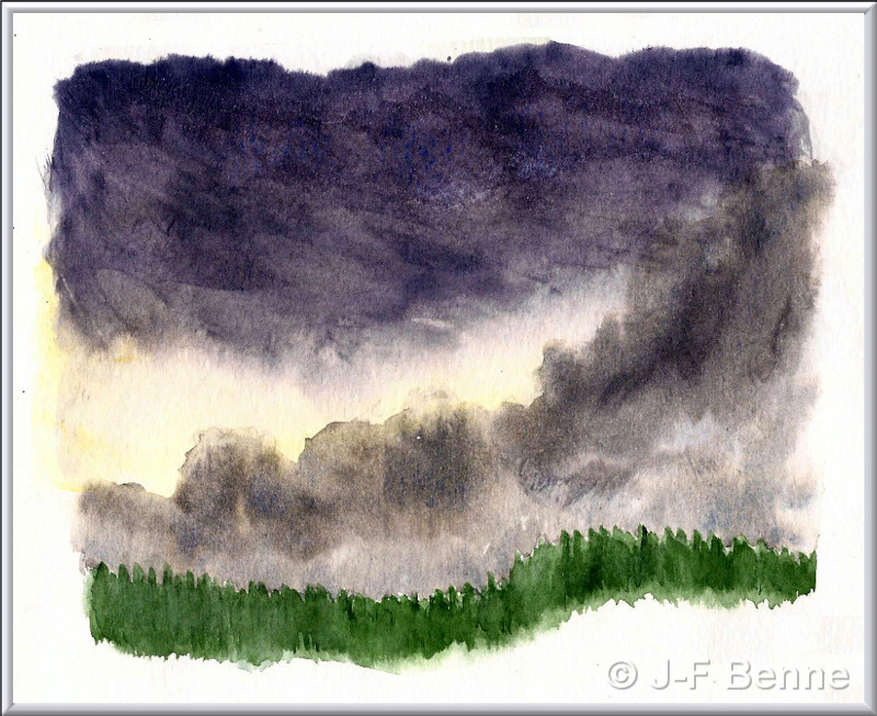 Front d'orage