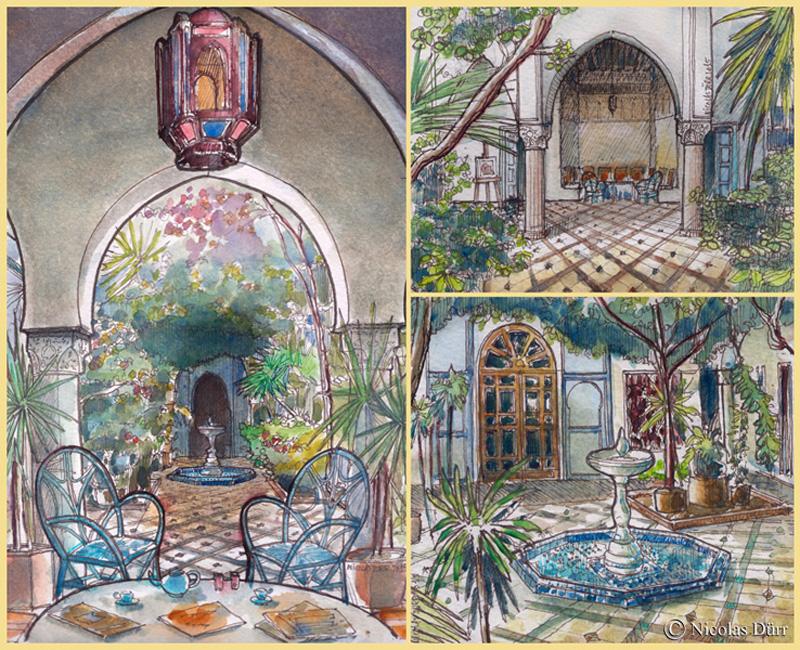 riad-sahara-nour-2013-patio